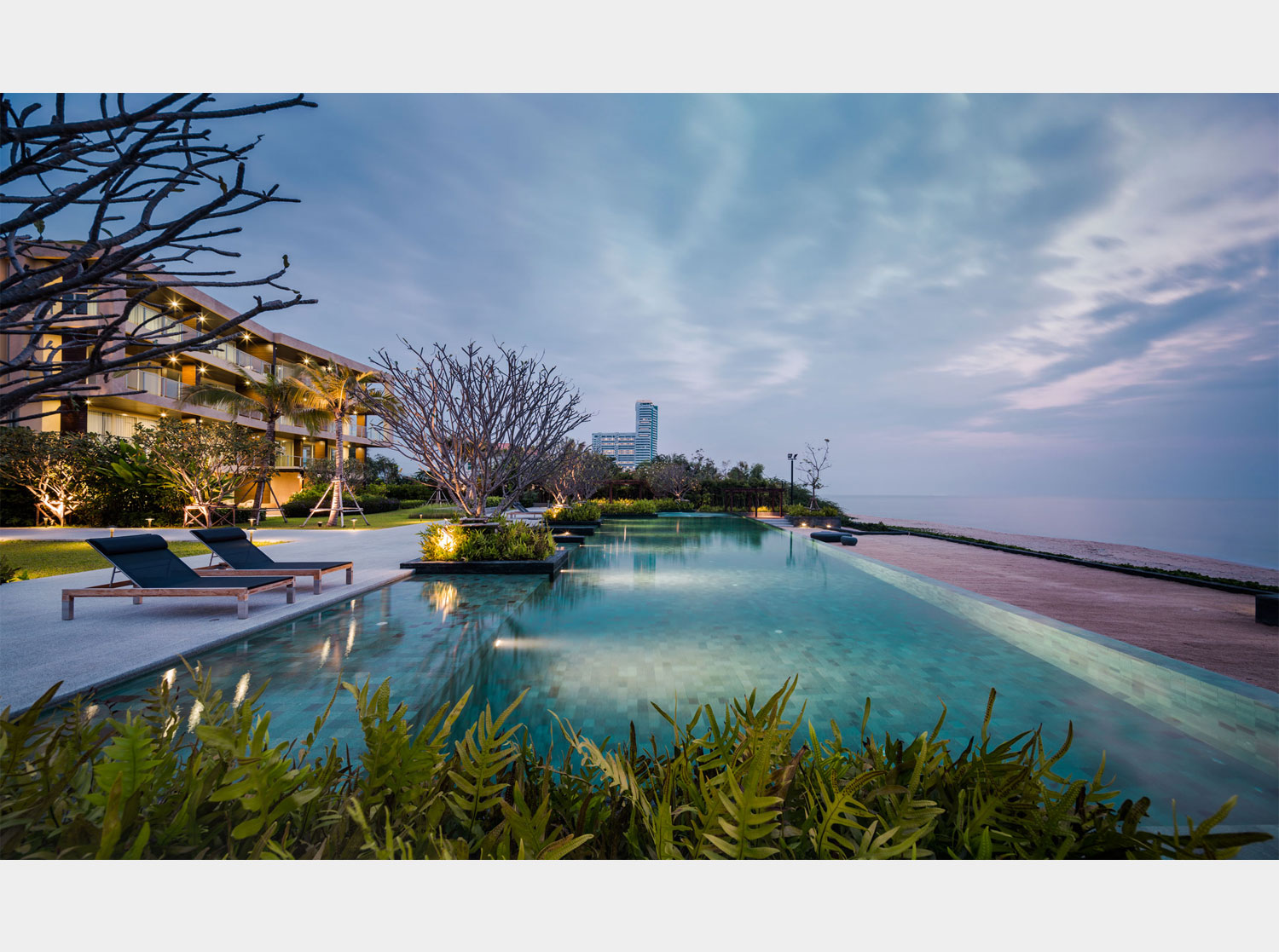 Condo Thewtalay Aquamarine ChaAm-HuaHin