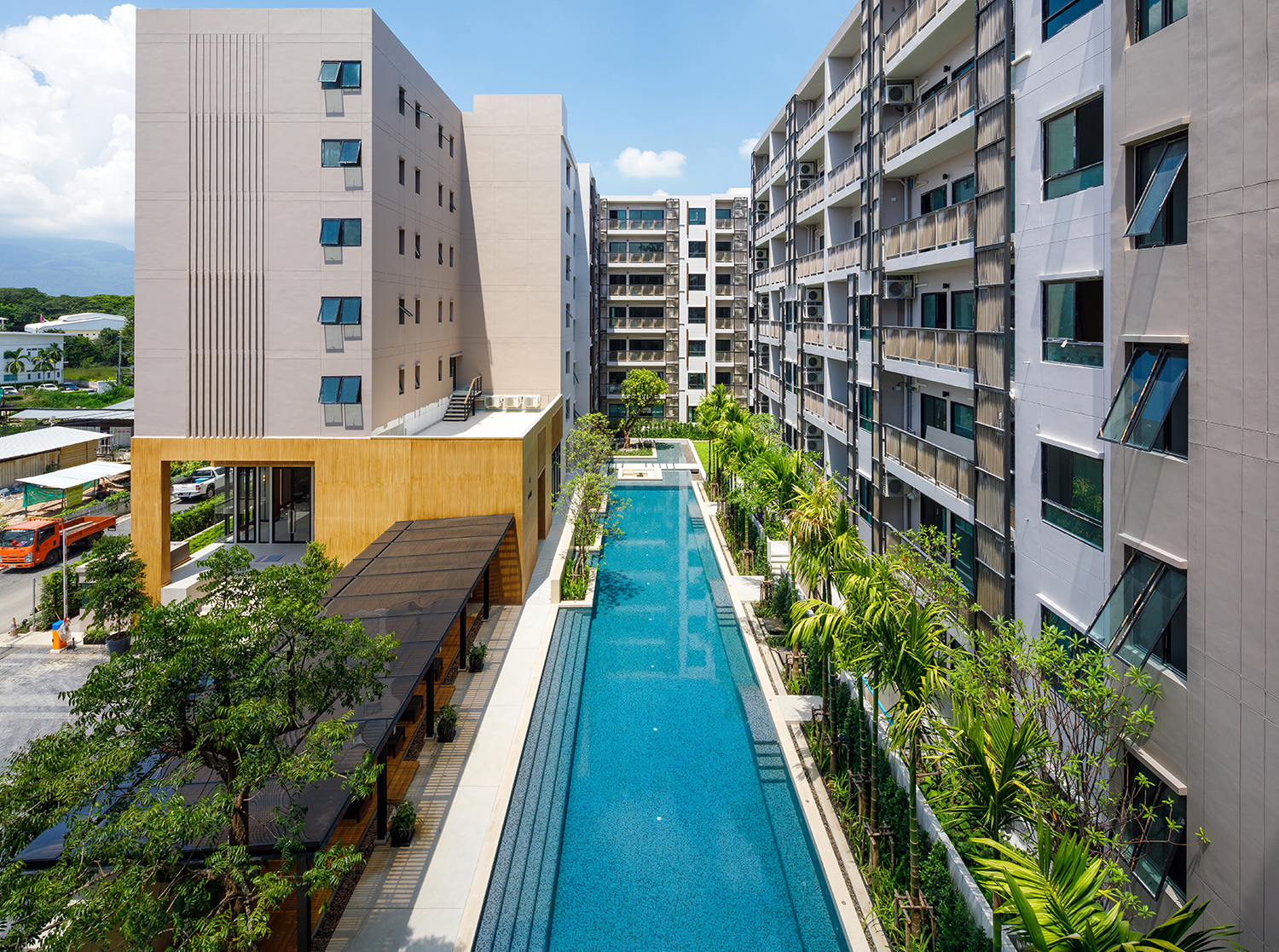 Condo The issara chiangmai-Overview