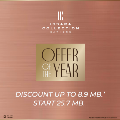 Condo Issara Collection Sathorn-Promotion